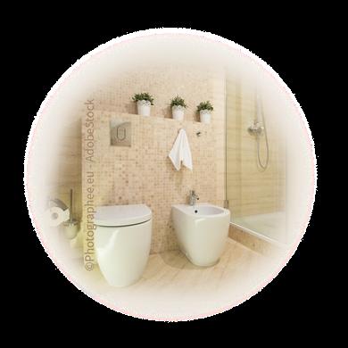 Bild für Kategorie Bad  +WC