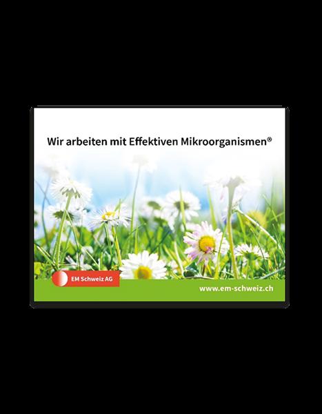Bild von Hoftafel 43 x 31 cm