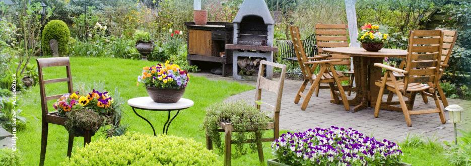 Gartenpflege mit EM - im Frühling