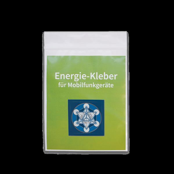 Bild von Energie-Kleber für Mobilfunkgeräte