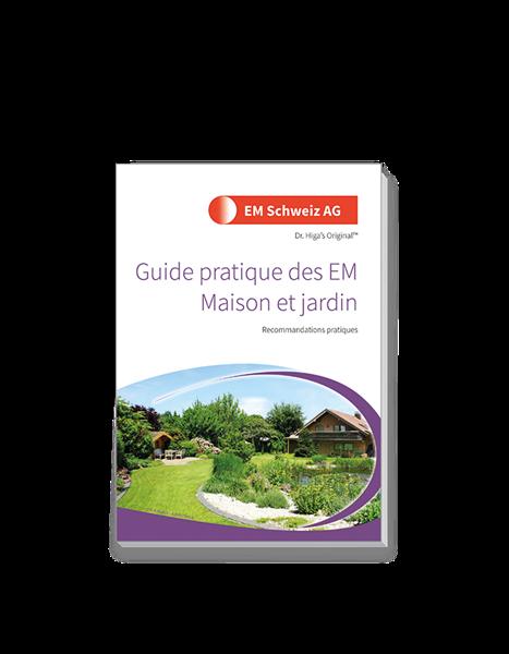Bild von Guide pratique des EM maison et jardin