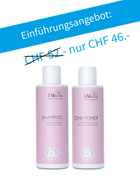 Bild von EMsana Naturkosmetik Shampoo & Conditioner Duo-Set