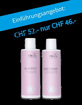 Image de EMsana Naturkosmetik Shampoo & Conditioner Duo-Set
