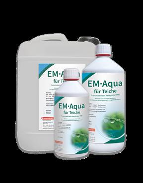 Bild von EM-Aqua für Teiche