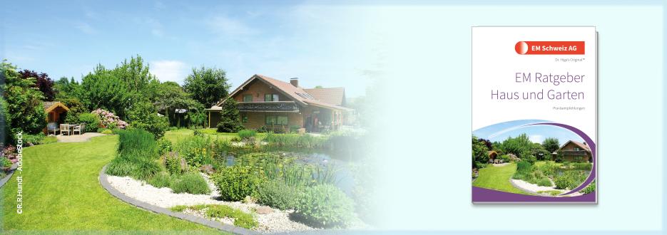 EM Ratgeber Haus und Garten